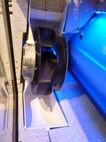 Technologie de ventilateurs centrifuges à courant continu à aubes inclinées vers l'arrière brevetée par Brink Climate Systems