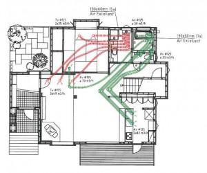 Plan Installation VMC double lux Brink